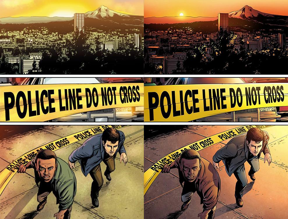 PoliceLine